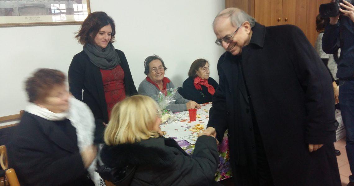 Auguri Di Buon Natale Al Vescovo.Natale Caritas Diocesana Di Pozzuoli
