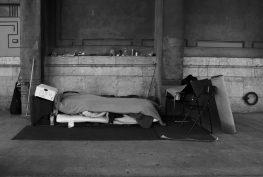 Canva - Homeless Shelter, Paris, France