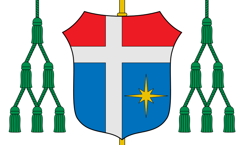 stemma vescovo diocesi